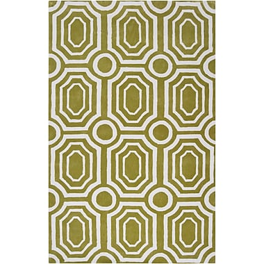 Surya Angelo Home Hudson Park HDP2016-810 Hand Tufted Rug, 8' x 10' Rectangle