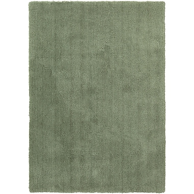 Surya Heaven HEA8007-811 Hand Woven Rug, 8' x 11' Rectangle