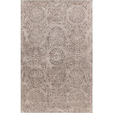 Surya Henna HEN1000-23 Hand Tufted Rug, 2' x 3' Rectangle