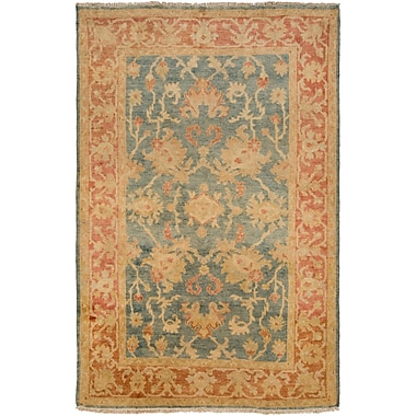 Surya Hillcrest HIL9026-5686 Hand Knotted Rug, 5'6
