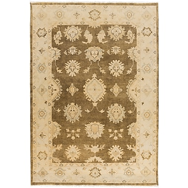 Surya Istanbul IST1004-23 Hand Knotted Rug, 2' x 3' Rectangle