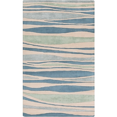 Surya Lighthouse LTH7030-23 Hand Tufted Rug, 2' x 3' Rectangle