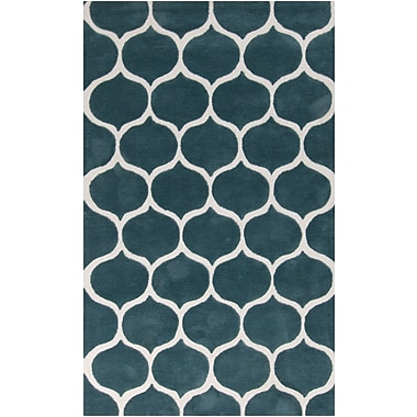 Surya Mamba MBA9020-23 Hand Tufted Rug, 2' x 3' Rectangle