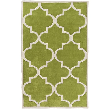 Surya Mamba MBA9064-58 Hand Tufted Rug, 5' x 8' Rectangle