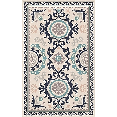 Surya Mamba MBA9071-58 Hand Tufted Rug, 5' x 8' Rectangle