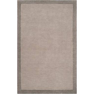 Surya Angelo Home Madison Square MDS1000-576 Hand Loomed Rug, 5' x 7'6