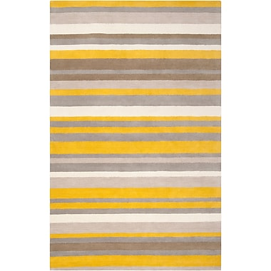 Surya Angelo Home Madison Square MDS1008-810 Hand Loomed Rug, 8' x 10' Rectangle