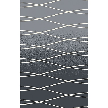 Surya GlucksteinHome Manor MNR1001-811 Hand Tufted Rug, 8' x 11' Rectangle
