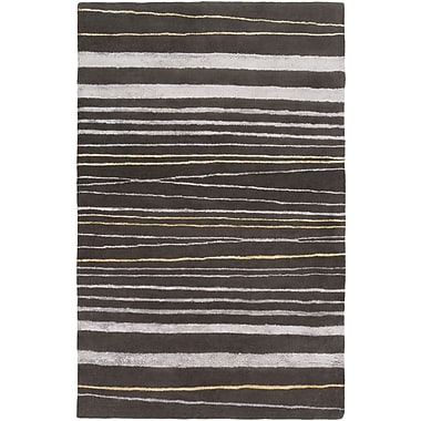 Surya GlucksteinHome Manor MNR1005-58 Hand Tufted Rug, 5' x 8' Rectangle