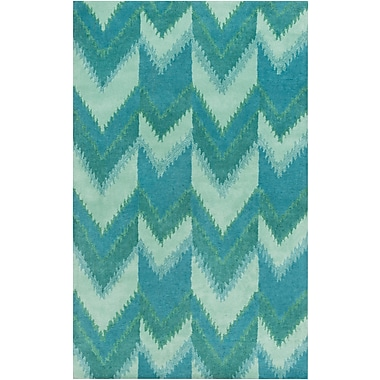 Surya Florence Broadhurst Mount Perry MTP1006-23 Hand Tufted Rug, 2' x 3' Rectangle