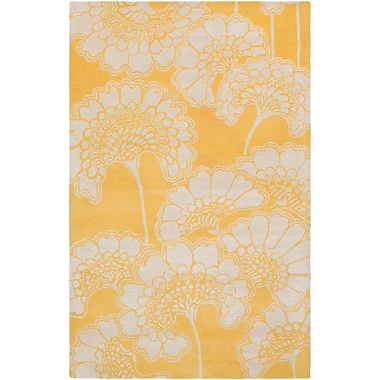 Surya Florence Broadhurst Mount Perry MTP1013-58 Hand Tufted Rug, 5' x 8' Rectangle