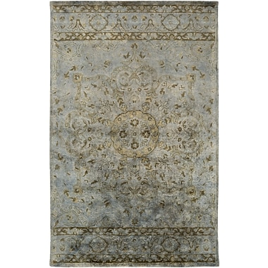 Surya Mykonos MYK5014-58 Hand Tufted Rug, 5' x 8' Rectangle