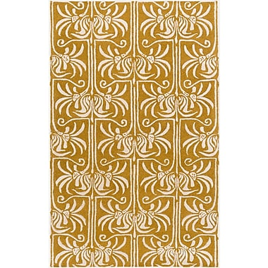 Surya Natura NAT7059-23 Hand Tufted Rug, 2' x 3' Rectangle
