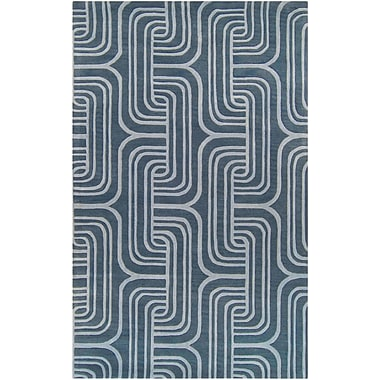 Surya Oasis OAS1033-58 Hand Tufted Rug, 5' x 8' Rectangle