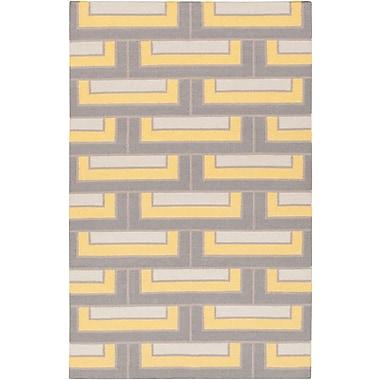Surya Florence Broadhurst Paddington PDG2001-58 Hand Woven Rug, 5' x 8' Rectangle