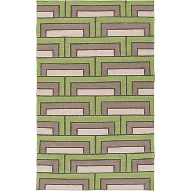 Surya Florence Broadhurst Paddington PDG2004-811 Hand Woven Rug, 8' x 11' Rectangle