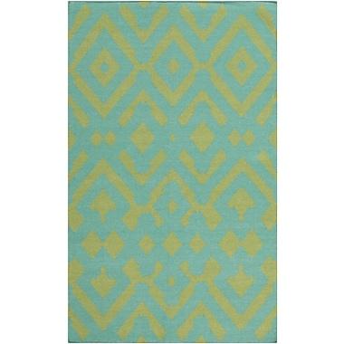 Surya Florence Broadhurst Paddington PDG2021-58 Hand Woven Rug, 5' x 8' Rectangle