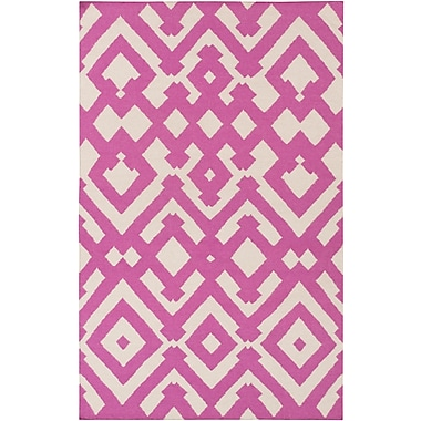 Surya Florence Broadhurst Paddington PDG2024-58 Hand Woven Rug, 5' x 8' Rectangle