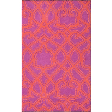 Surya Florence Broadhurst Paddington PDG2039-23 Hand Woven Rug, 2' x 3' Rectangle