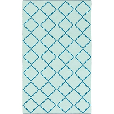Surya Picnic PIC4000-23 Hand Woven Rug, 2' x 3' Rectangle