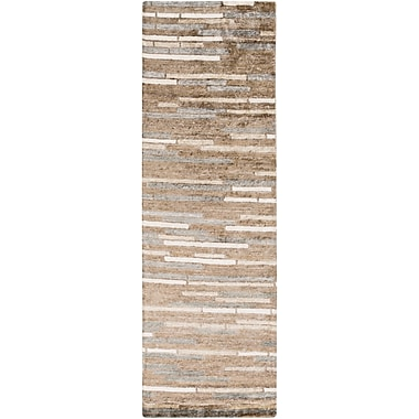 Surya Platinum PLAT9008 Hand Knotted Rug