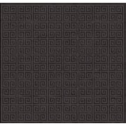 "Surya Portera PRT1051-76SQ Machine Made Rug, 7'6"" Square"