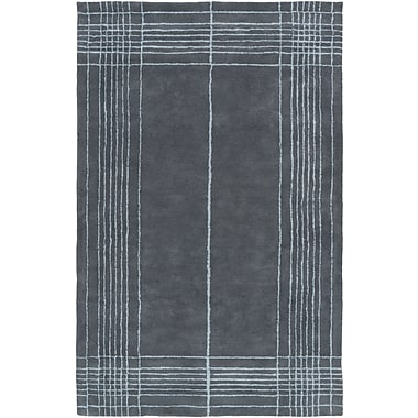 Surya GlucksteinHome Penthouse PTH2006-811 Hand Tufted Rug, 8' x 11' Rectangle