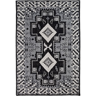 Surya Pazar PZR6004-23 Hand Knotted Rug, 2' x 3' Rectangle