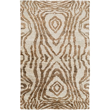 Surya Scarborough SCR5144-58 Hand Knotted Rug, 5' x 8' Rectangle