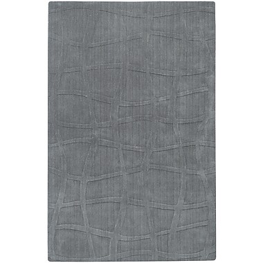 Surya Candice Olson Sculpture SCU7506-811 Hand Loomed Rug, 8' x 11' Rectangle