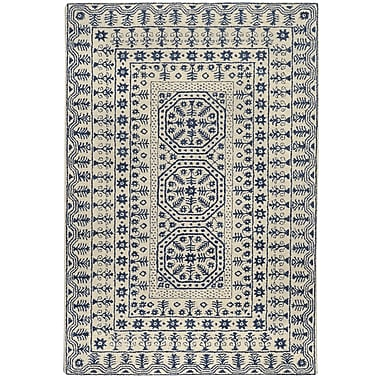 Surya Smithsonian SMI2113-811 Hand Tufted Rug, 8' x 11' Rectangle