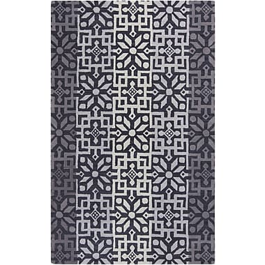 Surya Smithsonian SMI2149-58 Hand Tufted Rug, 5' x 8' Rectangle