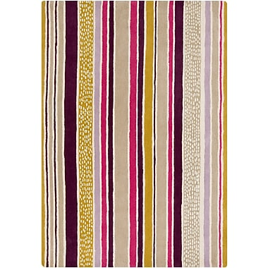 Surya Sanderson SND4533-58 Hand Tufted Rug, 5' x 8' Rectangle
