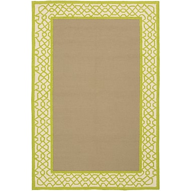 Surya Storm SOM7757-23 Hand Hooked Rug, 2' x 3' Rectangle