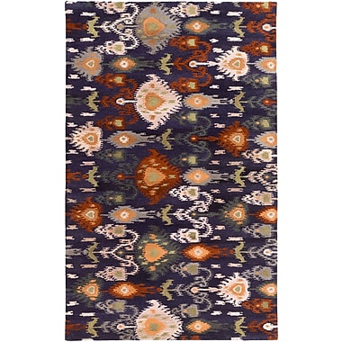 Surya Surroundings SUR1018-58 Hand Tufted Rug, 5' x 8' Rectangle