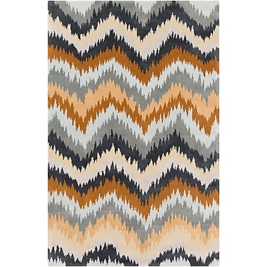 Surya Swank SWA1002-58 Hand Tufted Rug, 5' x 8' Rectangle