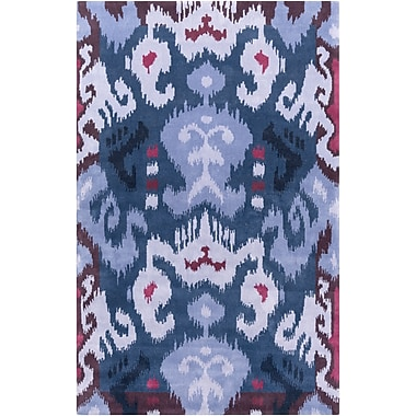 Surya Swank SWA1011-58 Hand Tufted Rug, 5' x 8' Rectangle