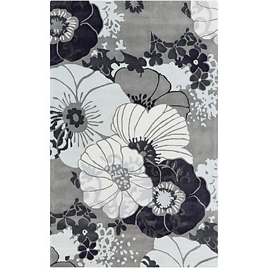 Surya Swank SWA1012-23 Hand Tufted Rug, 2' x 3' Rectangle