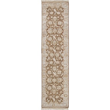 Surya Timeless TIM7907-2610 Hand Knotted Rug, 2'6