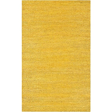 Surya Tropics TRO1020-58 Hand Woven Rug, 5' x 8' Rectangle