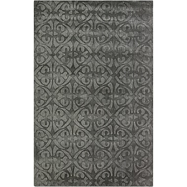 Surya Wave WVE1006-58 Hand Loomed Rug, 5' x 8' Rectangle