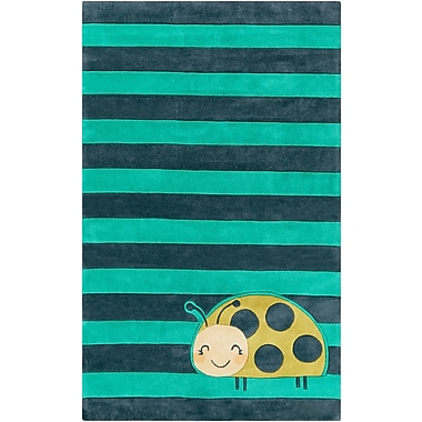 Surya Young Life YGL7010-811 Hand Tufted Rug, 8' x 11' Rectangle