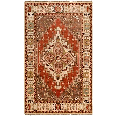 Surya Zeus ZEU7800-811 Hand Knotted Rug, 8' x 11' Rectangle