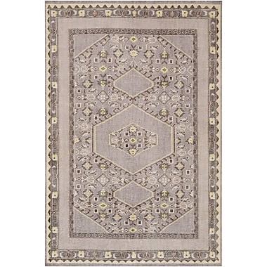Surya Zahra ZHA4009-23 Hand Knotted Rug, 2' x 3' Rectangle