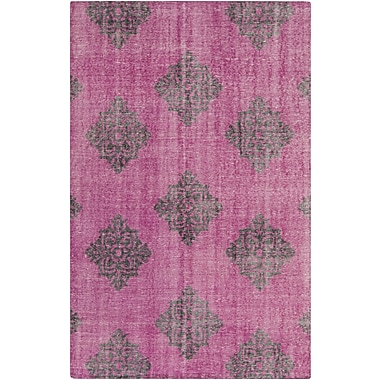 Surya Zahra ZHA4022-23 Hand Knotted Rug, 2' x 3' Rectangle