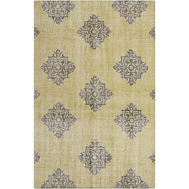 Surya Zahra ZHA4024-811 Hand Knotted Rug, 8' x 11' Rectangle