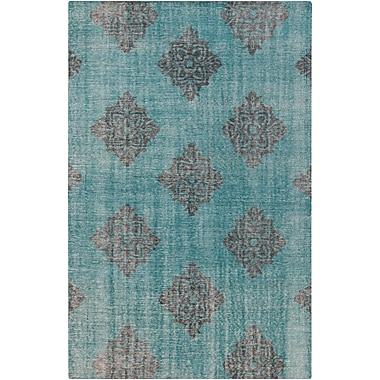 Surya Zahra ZHA4026-811 Hand Knotted Rug, 8' x 11' Rectangle