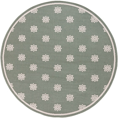 Surya Alfresco ALF9606-89RD Machine Made Rug, 8'9