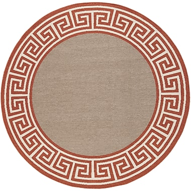 Surya Alfresco ALF9628-RD Machine Made Rug