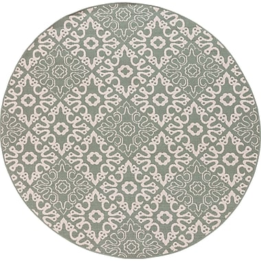 Surya Alfresco ALF9634-89RD Machine Made Rug, 8'9